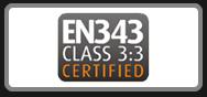EN343 Certified
