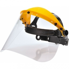 Portwest Forehead Protector with Clear Visor