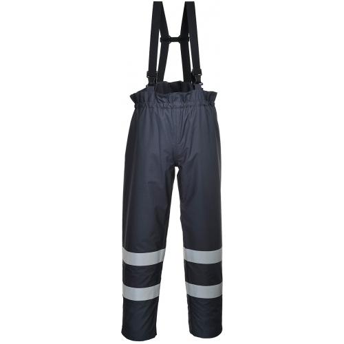 Pantaloni impermeabili Portwest Bizflame cu protectie multipla