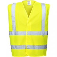 Portwest Antistatic HI VIS Vest FR71