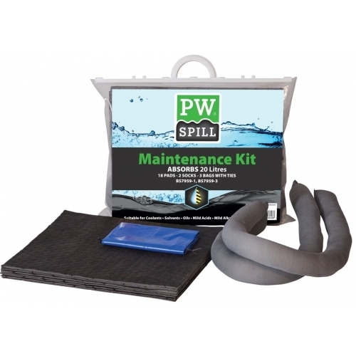 Portwest Spill Maintenance Kit 20L