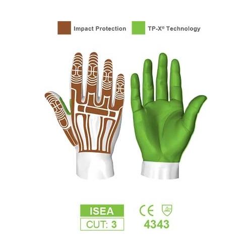 HexArmor® Waterproof Gloves Rig Lizard® 2029 #3