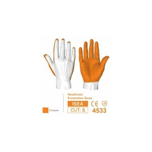 HexArmor® Gloves 7082 SharpsMaster HV™ #3