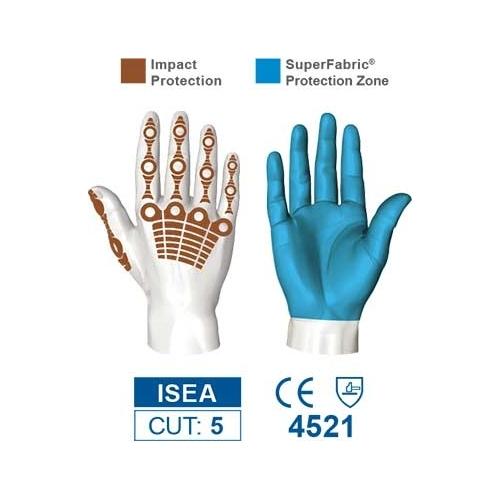 HexArmor® Gloves Chrome Series® 4026 #3