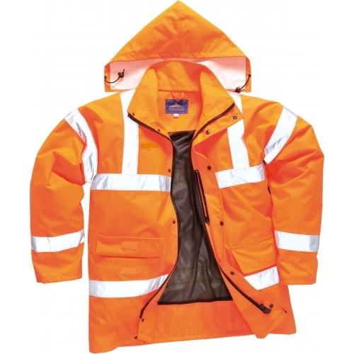Portwest Hi-Vis Breathable Jacket Class 3