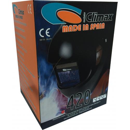 Masca de sudura Climax 420 #2