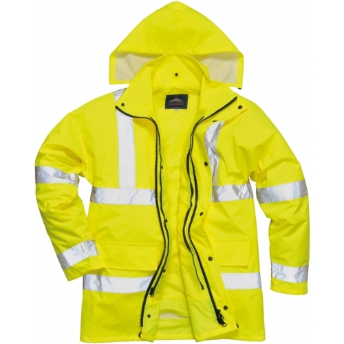 Portwest HI VIS 4 in 1 Traffic Jacket