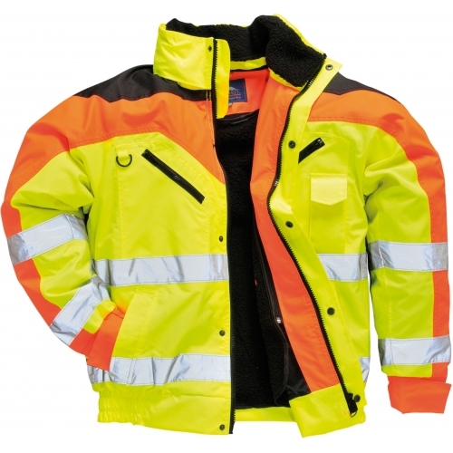 Portwest Contrast Plus Bomber Jacket S464