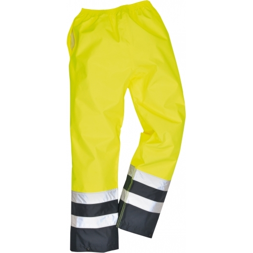 Portwest HI VIS Two Tone Traffic Trousers