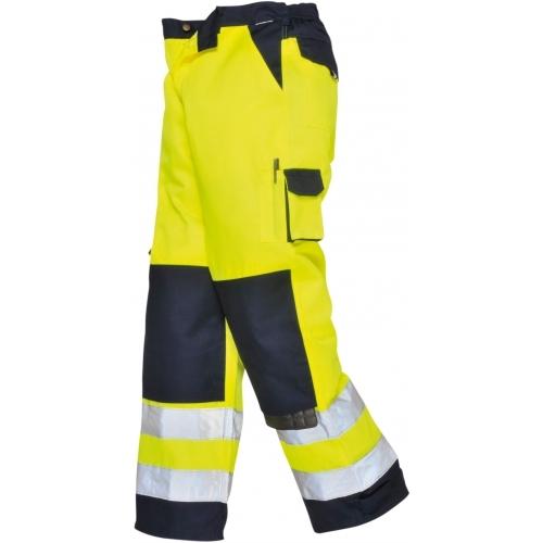 Portwest Texo HI VIS Trousers