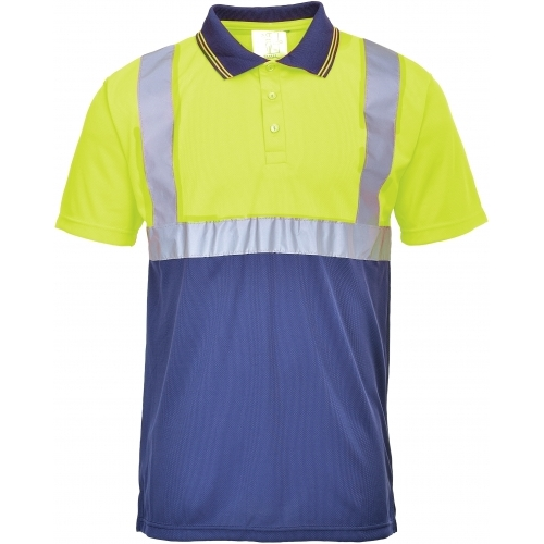 Tricou Polo Portwest Two-Tone