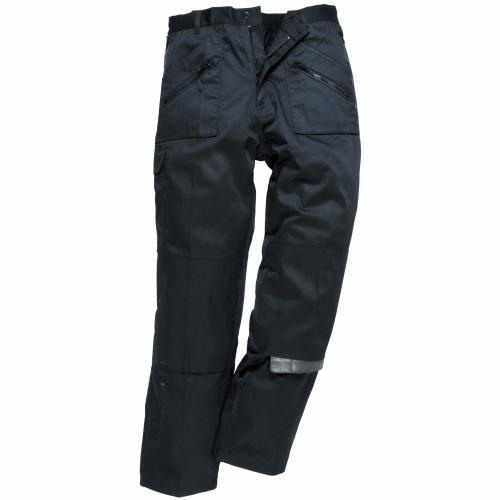 Pantaloni Portwest Action cu betelie posterioara elastica