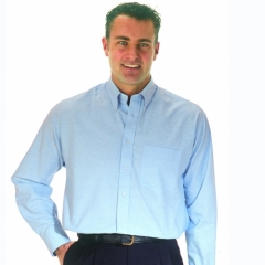 Portwest Long sleeve Oxfort Shirt