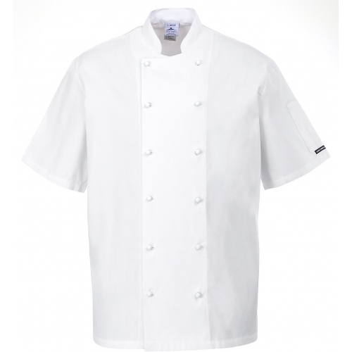 Portwest Newport Chefs Jacket