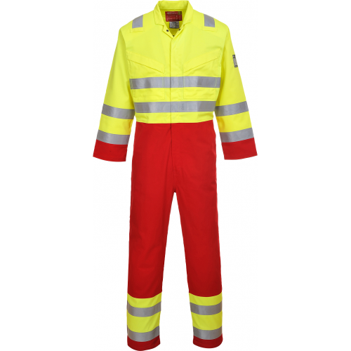 Portwest Coverall Hi Vis Bizweld™, Anti Static