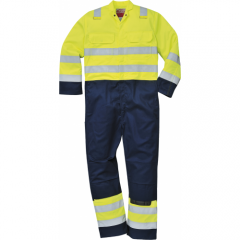 Portwest Bizweld™ Hi VIS Anti Static Coverall