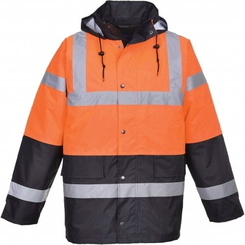 Jacheta Portwest Traffic HI VIS Two Tone