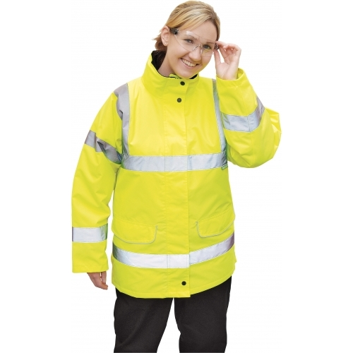 Portwest Ladies Traffic HI VIS Jacket