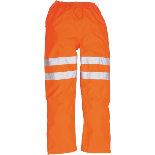 Portwest Trouser HI VIS Traffic, GO/RT