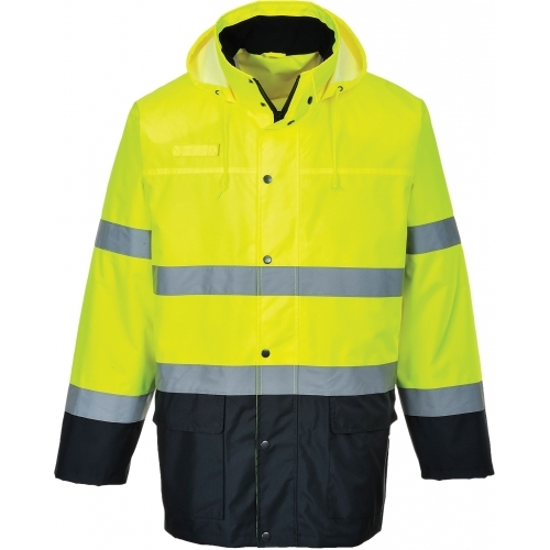 Portwest Jacket Lite Two-Tone Traffic