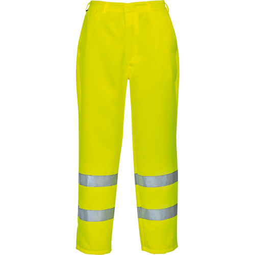 Pantalon Portwest Hi-Vis POLY-COTTON