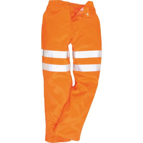 Pantalon Portwest HI VIS Poli-Bumbac GO/RT