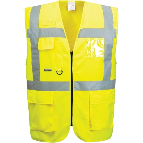 Portwest Vest Hi Vis Executive for Winter