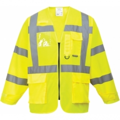 Jacheta Portwest Executive Hi-Vis EN471
