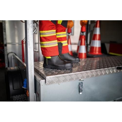 Cizme HAIX Fireman Yellow #2
