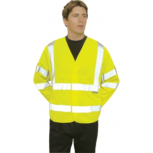 Portwest Jacket HI VIS TWO BAND & BRACE