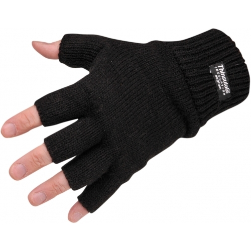 Portwest Knitted gloves without fingers Insulatex