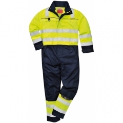 Portwest HiVis Multi-Norm Coverall