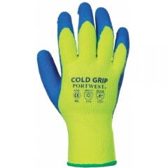 Portwest Gloves Cold Grip - Latex