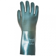 Portwest Gloves Double Dipped PVC, 35cm