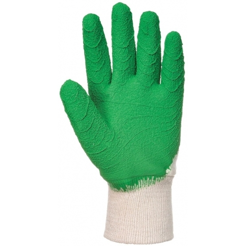 Portwest Gloves Latex Crinkle Open Back #2