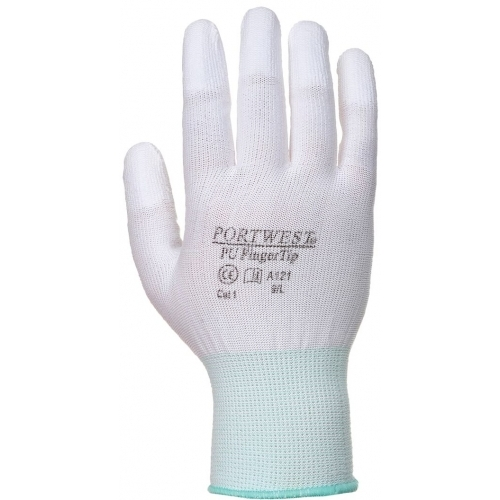 Portwest Gloves PU Fingertip