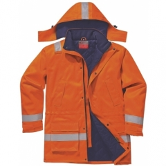Portwest Anti-Static Winter Jacket FR59