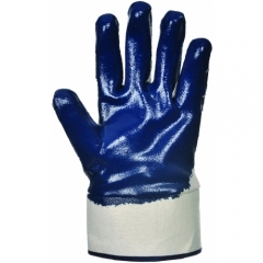 Portwest Nitrile Safety Cuff Glove