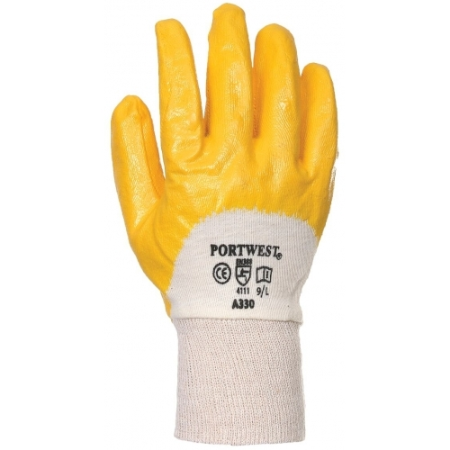 Manusa Portwest Nitrile Light Knitwrist #1