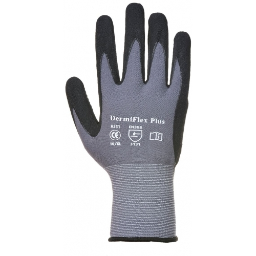 Portwest Gloves DermiFlex Plus