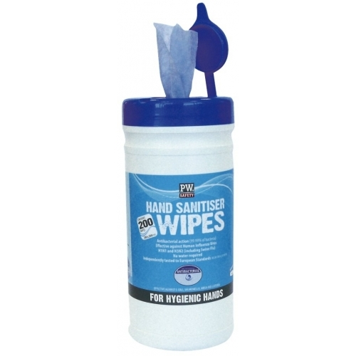Portwest Disinfectant hands wipes