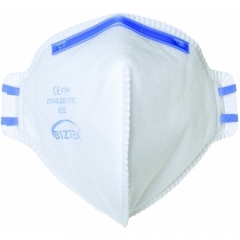 Portwest Respiratory Protection Device FFP2 Dust Mist flooded Flat