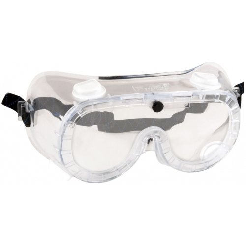 Portwest Protection Gloggles Indirect Vent Goggles