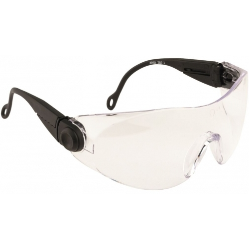 Portwest Contoured Protection Glasses